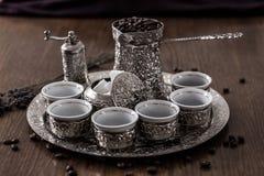 βοσνιακός καφές στοκ φωτογραφία με δικαίωμα ελεύθερης χρήσης