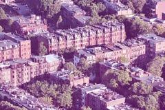 Βοστώνη αναδρομική Στοκ Φωτογραφίες