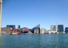 Βοστώνη εσωτερικό Harber στοκ εικόνες με δικαίωμα ελεύθερης χρήσης