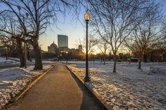 Βοστώνη κοινή Στοκ Φωτογραφία