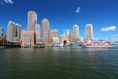 Βοστώνη, μΑ Στοκ Εικόνες