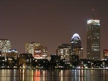 Βοστώνη παγωμένη στοκ εικόνες με δικαίωμα ελεύθερης χρήσης