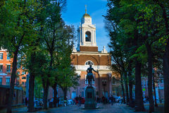 Βοστώνη Στοκ φωτογραφίες με δικαίωμα ελεύθερης χρήσης
