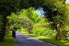 βοτανικοί κήποι του Μπέλφ& στοκ φωτογραφία με δικαίωμα ελεύθερης χρήσης