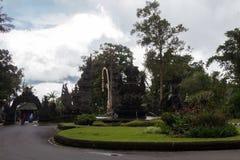 Βοτανικοί κήποι του Μπαλί στο Μπαλί στοκ εικόνες