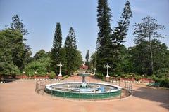 Βοτανικοί κήποι Lalbagh, Βαγκαλόρη, Karnataka, Στοκ Εικόνες