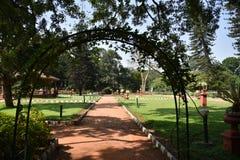 Βοτανικοί κήποι Lalbagh, Βαγκαλόρη, Karnataka, Στοκ φωτογραφίες με δικαίωμα ελεύθερης χρήσης
