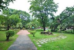 Βοτανικοί κήποι Penang στοκ φωτογραφία με δικαίωμα ελεύθερης χρήσης
