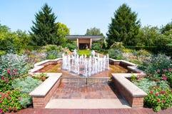 Βοτανικός κήπος του Σικάγου, ΗΠΑ Στοκ φωτογραφία με δικαίωμα ελεύθερης χρήσης
