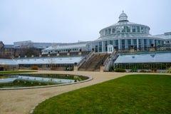 βοτανικός κήπος Στοκ εικόνα με δικαίωμα ελεύθερης χρήσης