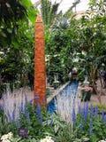 Βοτανικό μνημείο Στοκ εικόνα με δικαίωμα ελεύθερης χρήσης