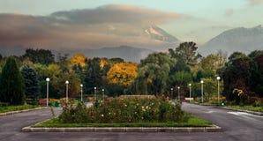 βοτανικό πάρκο πόλεων της Alma στοκ εικόνες