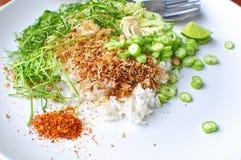 Βοτανικό ρύζι Στοκ Φωτογραφίες