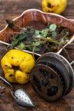Βοτανικό, σπιτικό τσάι κρέμας Στοκ Εικόνες