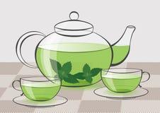 Βοτανικό τσάι Στοκ φωτογραφίες με δικαίωμα ελεύθερης χρήσης