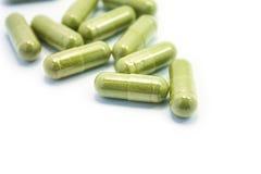 Βοτανικό φάρμακο Στοκ Εικόνα