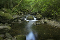 Βουίζοντας νερά Στοκ Φωτογραφία