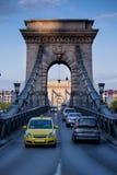 Βουδαπέστη η πρωτεύουσα της Ουγγαρίας που διασχίζεται από τον ποταμό Δούναβη Στοκ φωτογραφία με δικαίωμα ελεύθερης χρήσης
