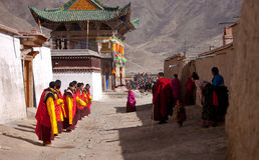 βουδισμός Θιβετιανός Στοκ φωτογραφίες με δικαίωμα ελεύθερης χρήσης