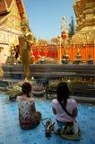 βουδισμός Στοκ Εικόνες
