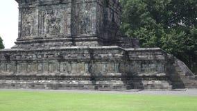 Βουδιστικός ναός σε Magelang, κεντρική Ιάβα, Ινδονησία φιλμ μικρού μήκους