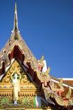 βουδιστικός ναός Ταϊλανδός Στοκ φωτογραφία με δικαίωμα ελεύθερης χρήσης