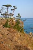 βουδιστικός σύνθετος κορεατικός ναός naksansa Στοκ φωτογραφία με δικαίωμα ελεύθερης χρήσης