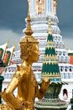 βουδιστικό άγαλμα Στοκ Εικόνες