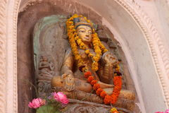 βουδιστικό άγαλμα Στοκ φωτογραφίες με δικαίωμα ελεύθερης χρήσης