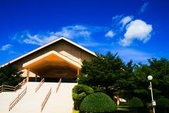 βουδιστικό άδυτο Ταϊλαν&d Στοκ φωτογραφία με δικαίωμα ελεύθερης χρήσης