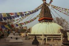 Βουδιστικό κονίαμα στο Κατμαντού, Νεπάλ στοκ φωτογραφία με δικαίωμα ελεύθερης χρήσης