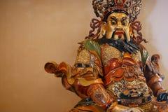 Βουδιστικό deitiy άγαλμα Στοκ Φωτογραφίες