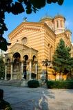 Βουκουρέστι - εκκλησία της ανάβασης Στοκ Εικόνες