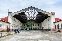Βουκουρέστι, Ρουμανίας - 15 Νοεμβρίου: Σταθμός Filaret - ο πρώτος Στοκ φωτογραφίες με δικαίωμα ελεύθερης χρήσης