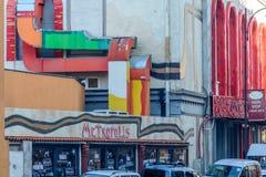 Βουκουρέστι, Ρουμανία - 4 Ιανουαρίου: Μητρόπολη Teatrul στις 4 Ιανουαρίου, στοκ φωτογραφία με δικαίωμα ελεύθερης χρήσης