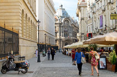 Βουκουρέστι, Ρουμανία στοκ εικόνες με δικαίωμα ελεύθερης χρήσης