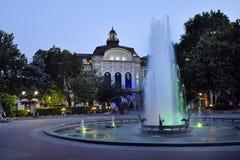 Βουλγαρία, Plovdiv, κεντρικός Στοκ φωτογραφία με δικαίωμα ελεύθερης χρήσης