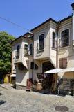 Βουλγαρία, Plovdiv, παλαιά πόλη Στοκ Φωτογραφίες