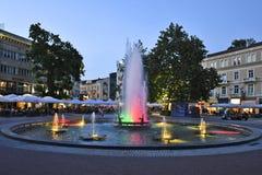 Βουλγαρία, Plovdiv, Towntown Στοκ εικόνα με δικαίωμα ελεύθερης χρήσης