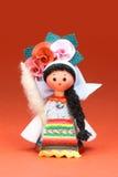 βουλγαρική κούκλα Στοκ Φωτογραφίες