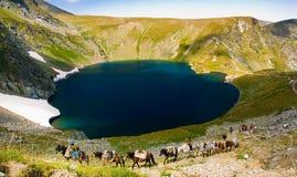 βουλγαρική φύση στοκ εικόνα