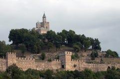 βουλγαρικό φρούριο παλ&alp Στοκ εικόνα με δικαίωμα ελεύθερης χρήσης