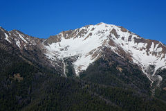 Βουνά λίθων από Galena την κορυφή Στοκ φωτογραφίες με δικαίωμα ελεύθερης χρήσης