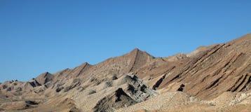 Βουνά ατλάντων Στοκ Εικόνες
