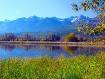 Βουνά Β Kootany Γ στοκ εικόνες