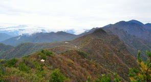 Βουνά γιαγιάδων Zhong Στοκ Φωτογραφία