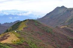 Βουνά γιαγιάδων Zhong Στοκ Εικόνα