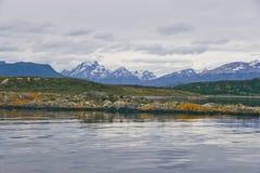 Βουνά Δαρβίνου Στοκ Φωτογραφία