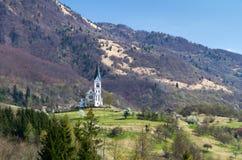 βουνά εκκλησιών Στοκ Φωτογραφίες