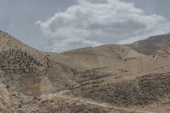Βουνά ερήμων Στοκ εικόνα με δικαίωμα ελεύθερης χρήσης